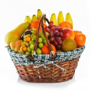 Fruchtkorb vom Vitamintaxi