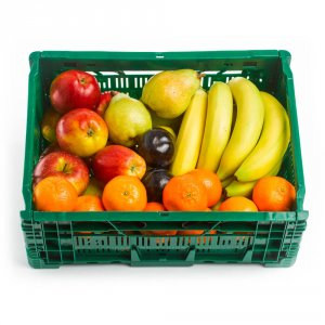 Fruchtbox vom Vitamintaxi